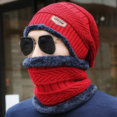 Beanies Hats, For Men and Women, Casual Head and Neck Warmer.