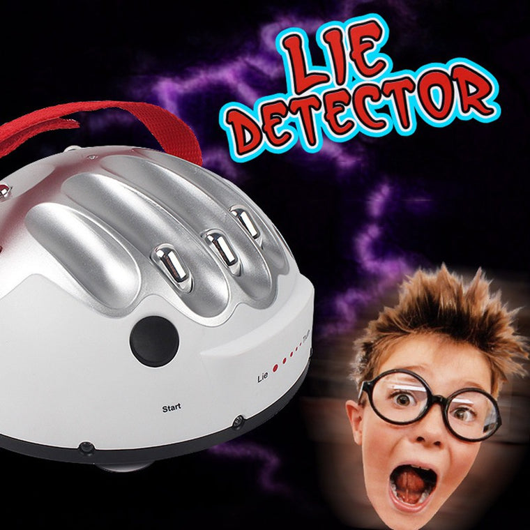 Truth Or Dare Electric Shocker Lie Detector Test Game