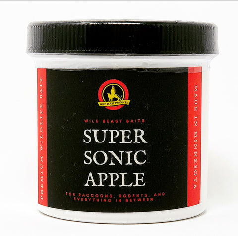 Super Sonic Apple