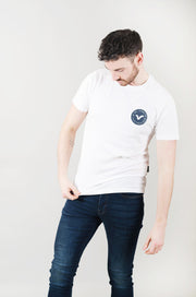Ares Graphic Tee - White