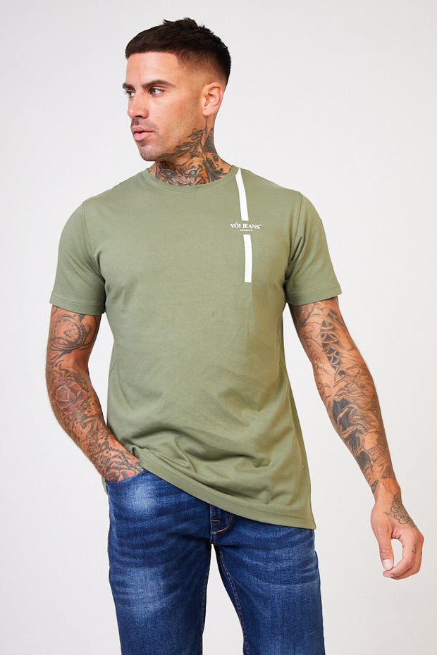 Bundle Pack - EST T-Shirt - White / Stone / Khaki / Grey / Black