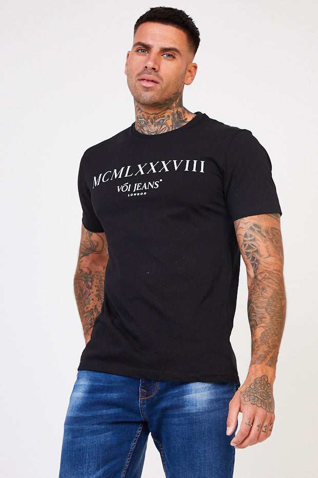 NUM T-Shirt - Black