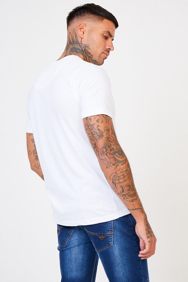 INC T-Shirt - White