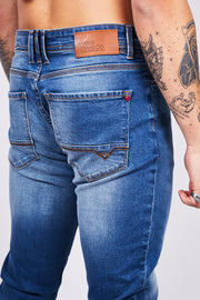 ATL Tapered Jean - Blue