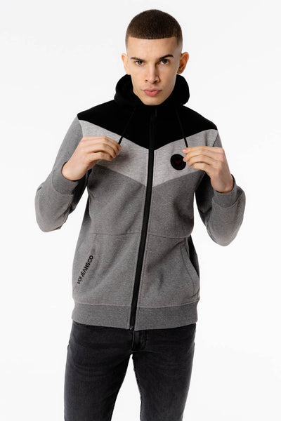 Mercury Hood In Black/Grey