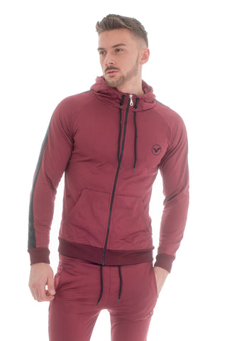 Battle Hoody Maroon