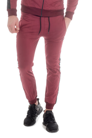 Battle Jogger Maroon
