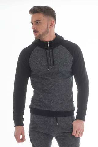 Enlist Hoody Grey