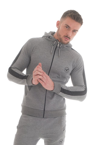 Hostile Hoody Grey