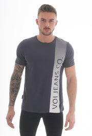 Missile Short Sleeve T-shirt Grey - Voi Jeans