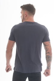 Combat Short Sleeve T-shirt Navy - Voi Jeans