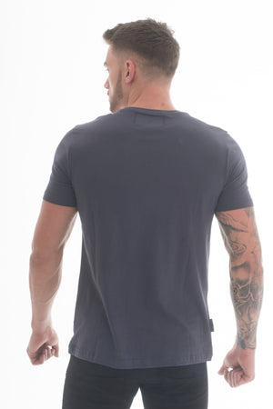 Combat Short Sleeve T-shirt Navy