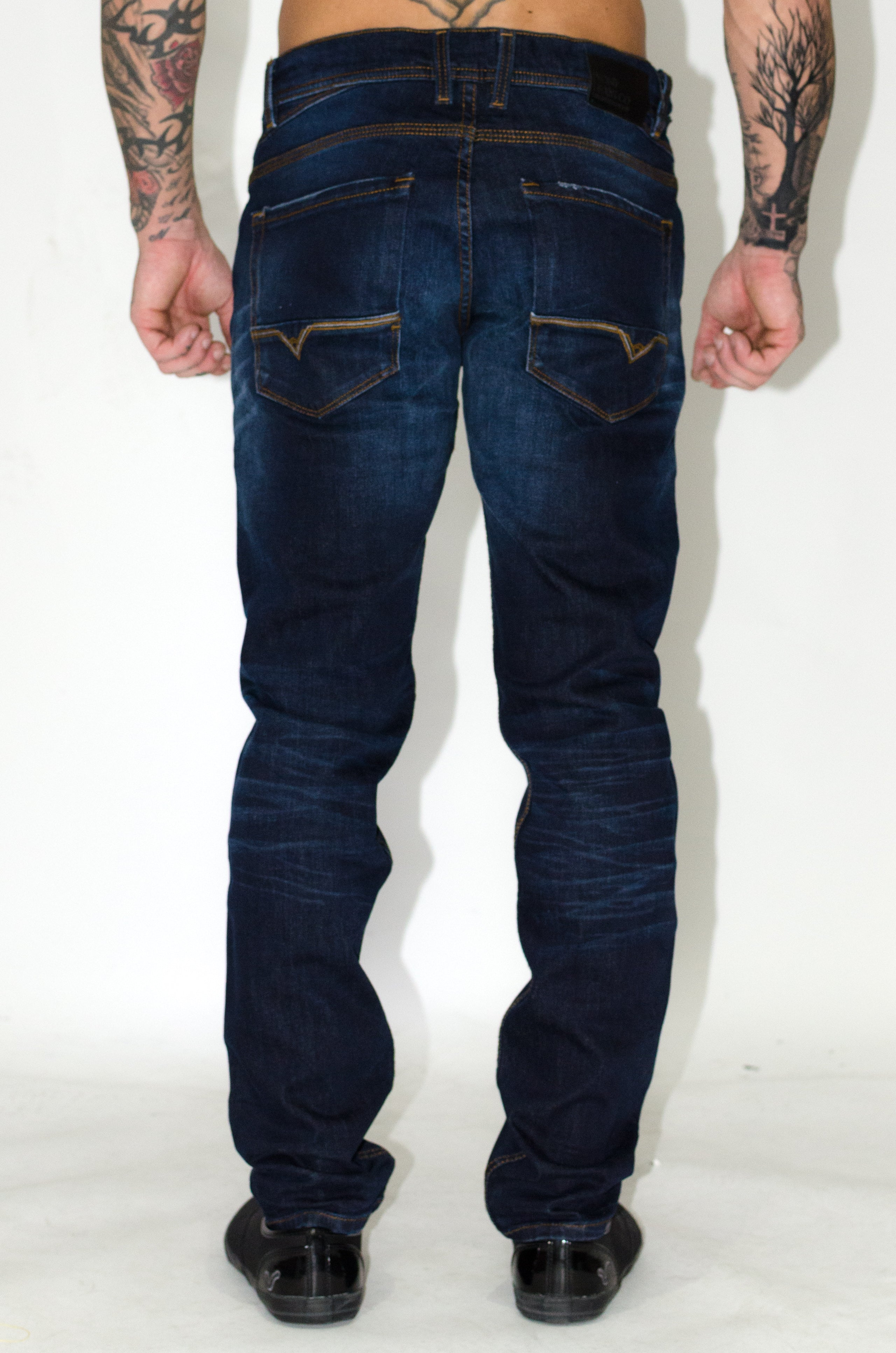 HJ 7020 Tapered Jeans