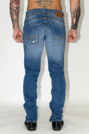 HJ 7030 Tapered Jeans