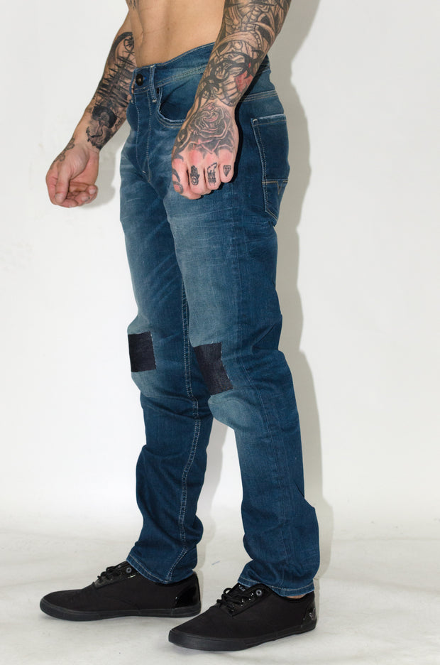 HJ 7040 Tapered Jeans - Voi Jeans