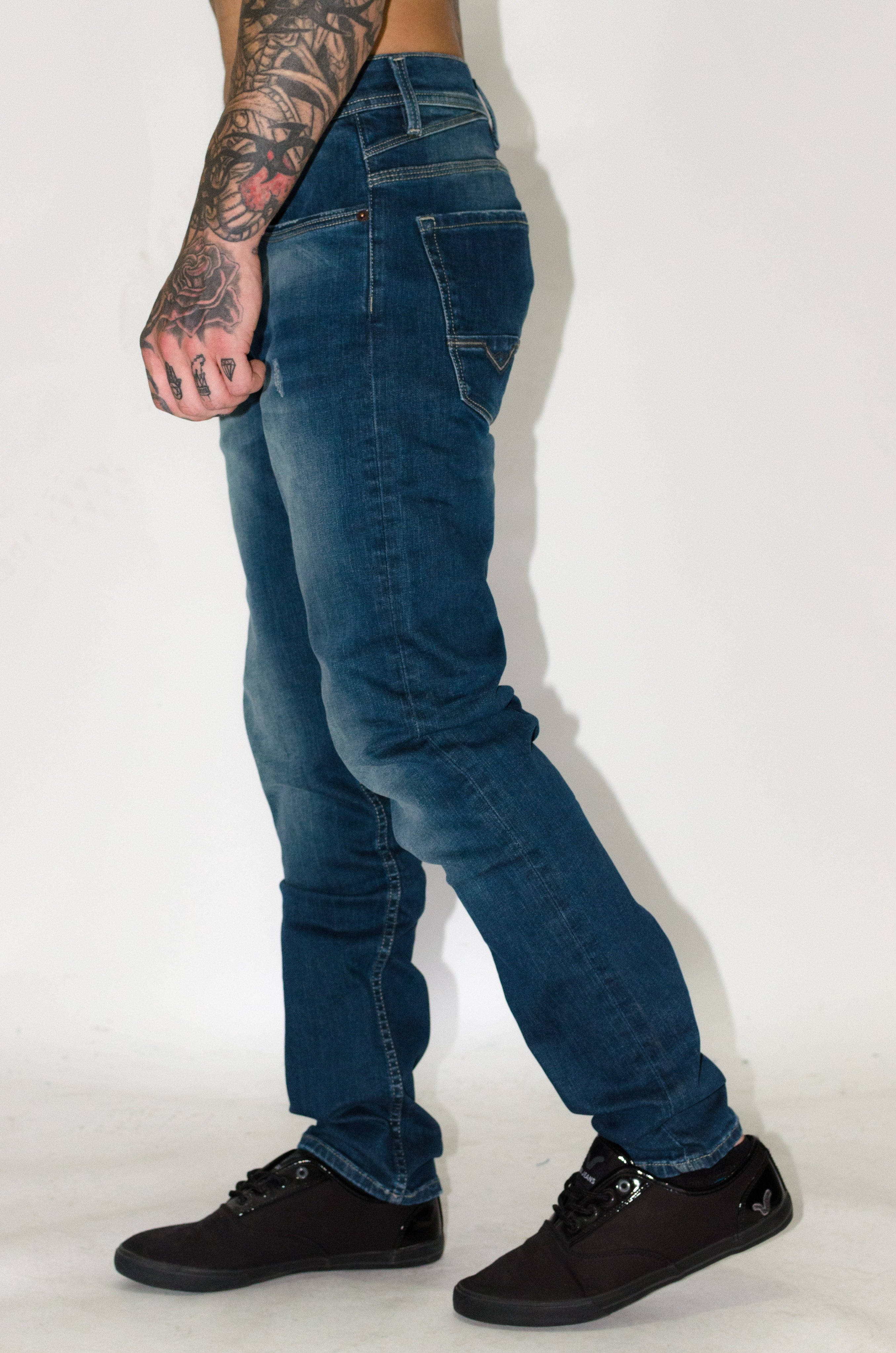 HJ 7050 Tapered Jeans