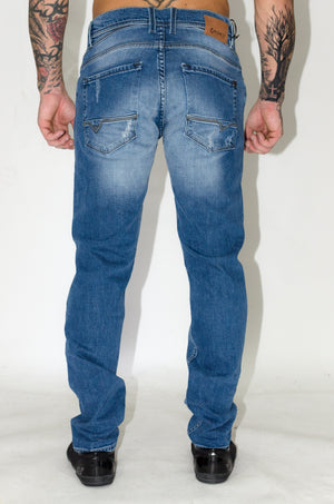 HJ 7060 Tapered Jeans
