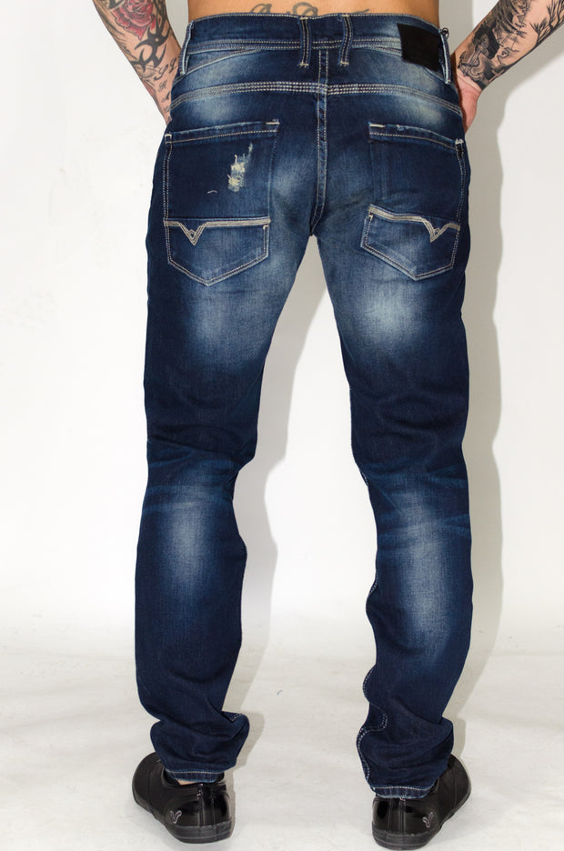 HJ 7090 Tapered Jeans - Voi Jeans