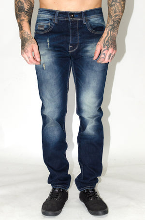 HJ 7090 Tapered Jeans