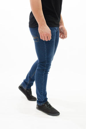 HJ 8430 Tapered Jeans