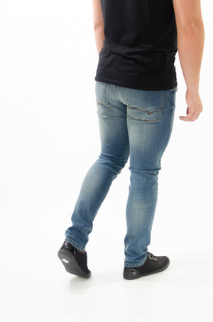 HJ 8460 Tapered Jeans