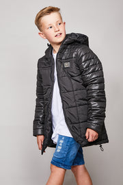 Kids Rogue Jacket Black