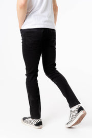 Lex LJ 6600 Black Skinny Stretch Jeans