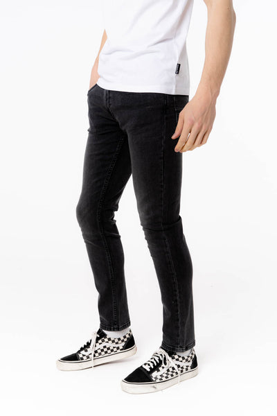 Harvey HJ8620 Washed Black Jeans