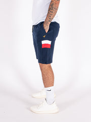 Opus Navy Shorts