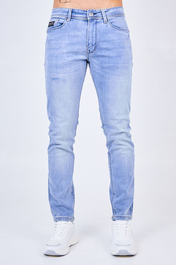 CDG Tapered Jean - Ice Blue