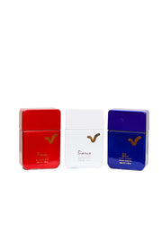 Voi Fragrance Set White, Red & Blue - 30ml