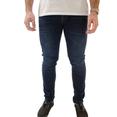 HJ 8210 Tapered Jeans