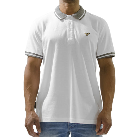 Tour Polo White