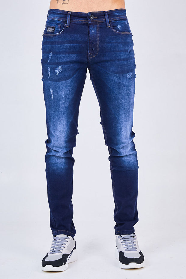 PSP Tapered Jean - Mid Blue