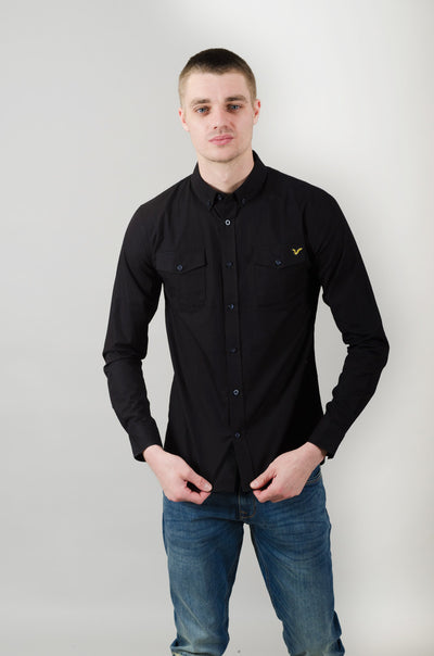 Chester Voi Shirt - Black
