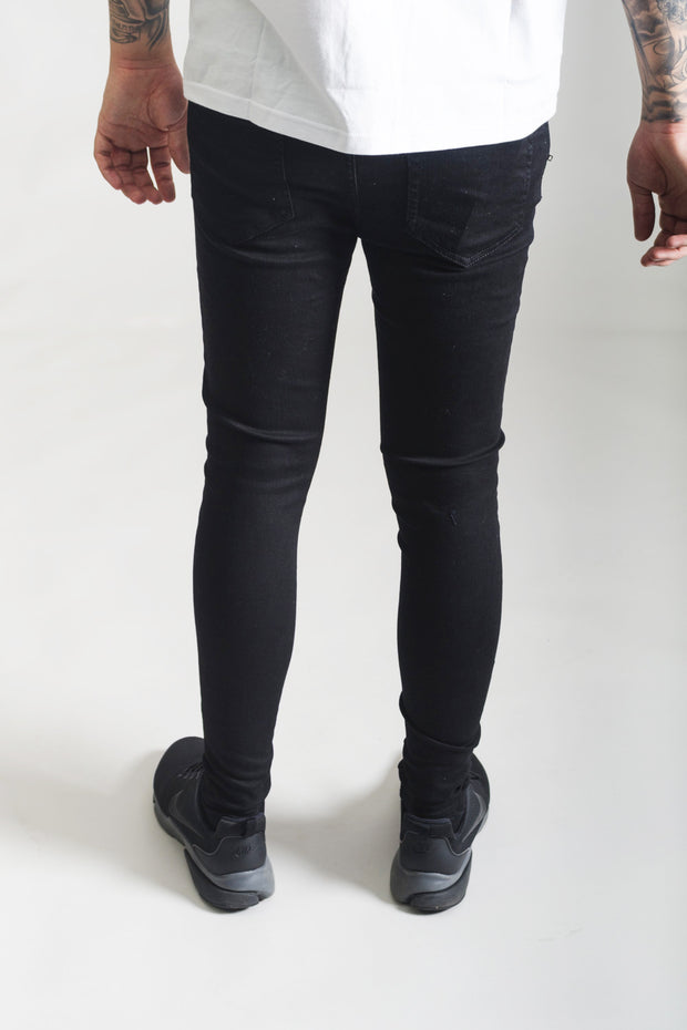 Hypnos Spray On Skinny - Black