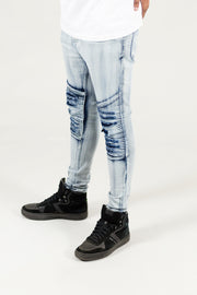 Tyche Spray On Skinny - Blue