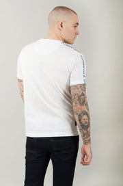 Groot Cut & Sew With Branding Shoulder - White