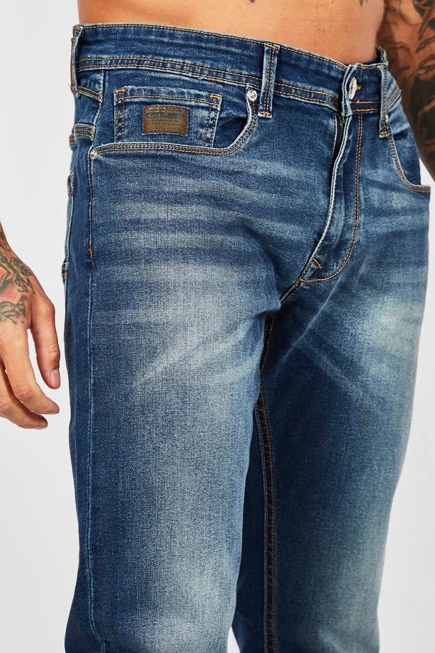 TNT Tapered Jean - Dark Blue
