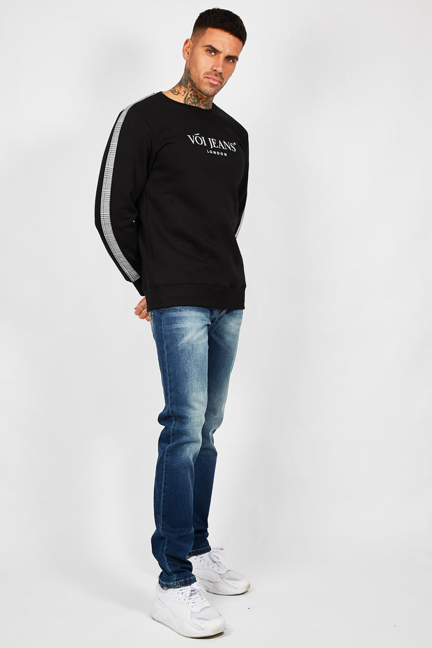 BRN Sweatshirt - Black