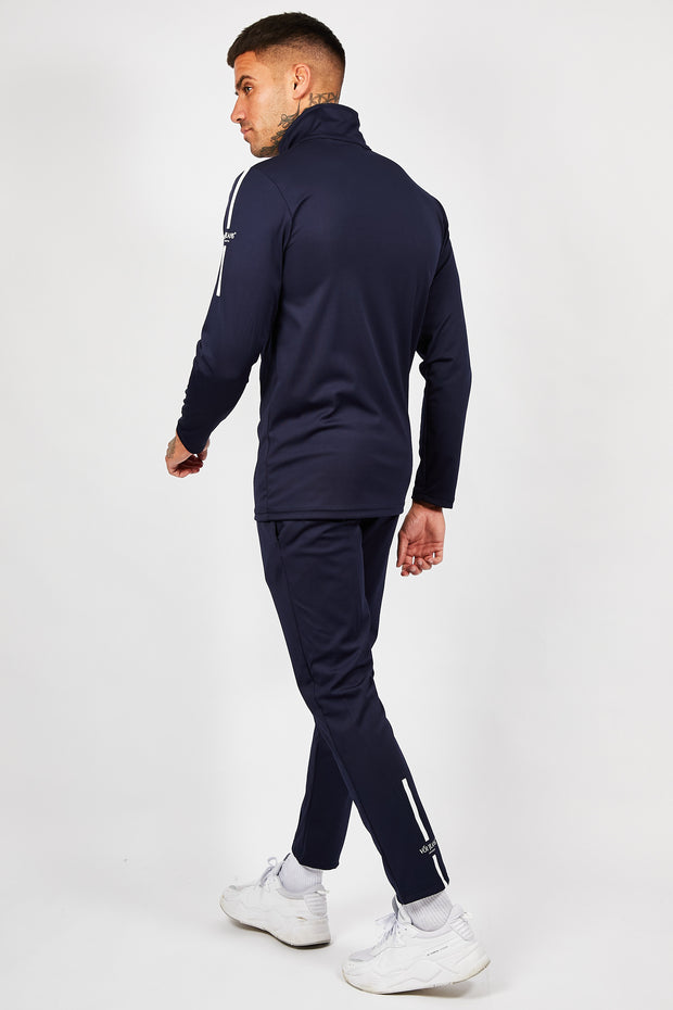 LUX Tracksuit - Navy
