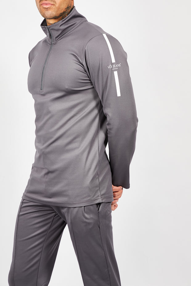 LUX Tracksuit - Grey