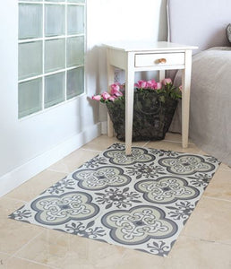 FloorAdorn® Neutral Traditional Vinyl Appliqués