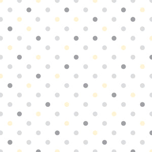 Con-Tact® Brand Grip Prints™ Dottie Gray