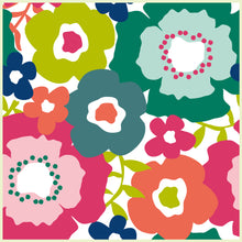 FloorAdorn® Flower Fields Vinyl Appliqués