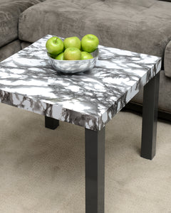 Naturals™ by Con-Tact Brand®Marble Black & White
