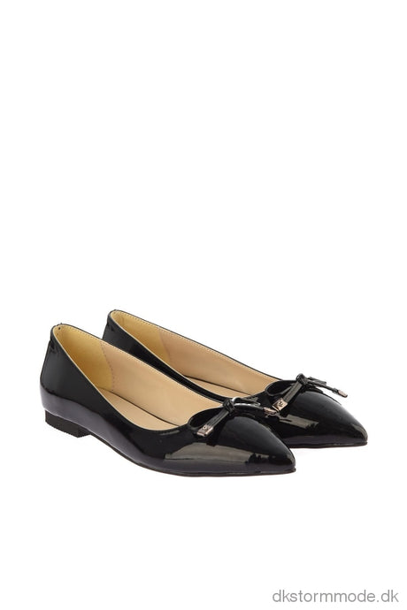 Black Patent Leather Women Babette Takss19Cs0028