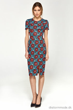 Cocktail Dress Model 112994 Nife - African Inspired