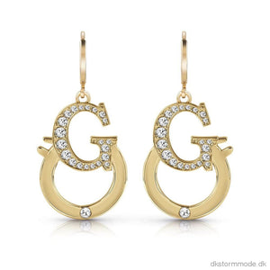 Guess Ladies Earrings Ube28050 Brand Jewellery