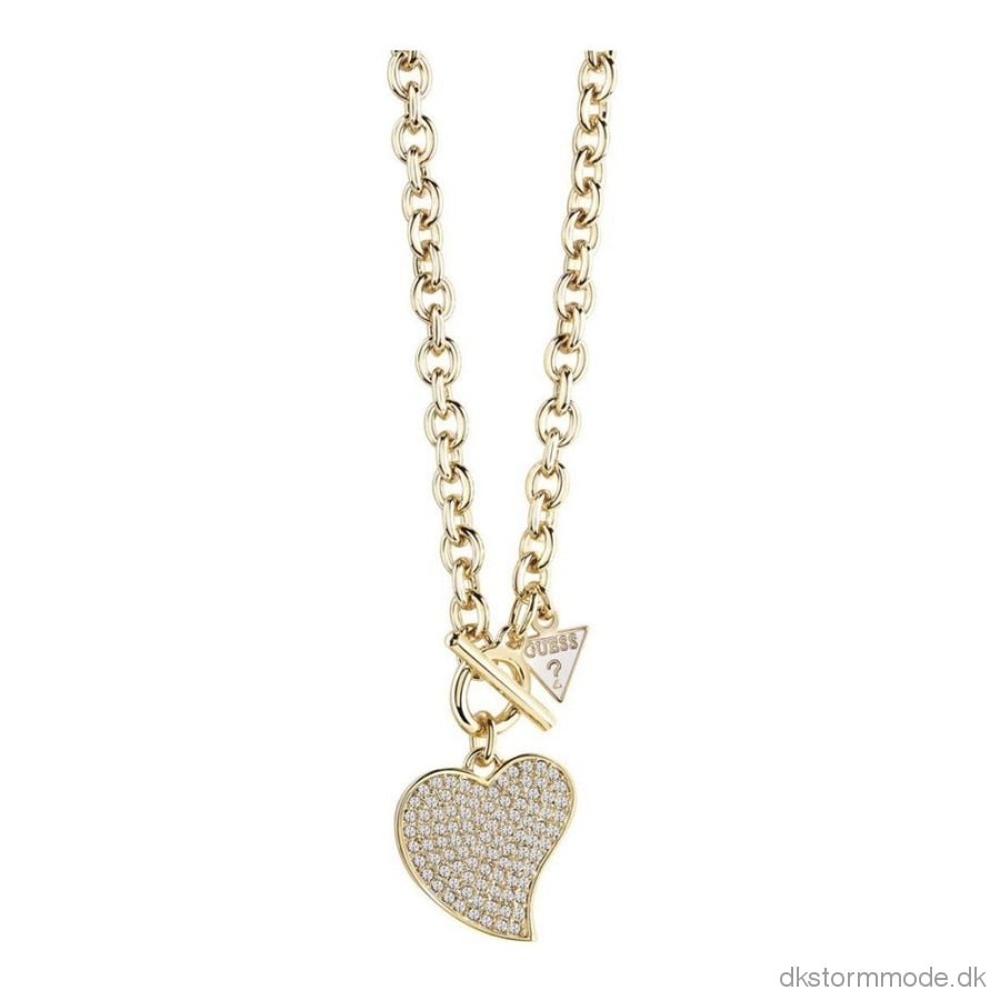 Guess Ladies Necklace Ubn28063 Brand Jewellery